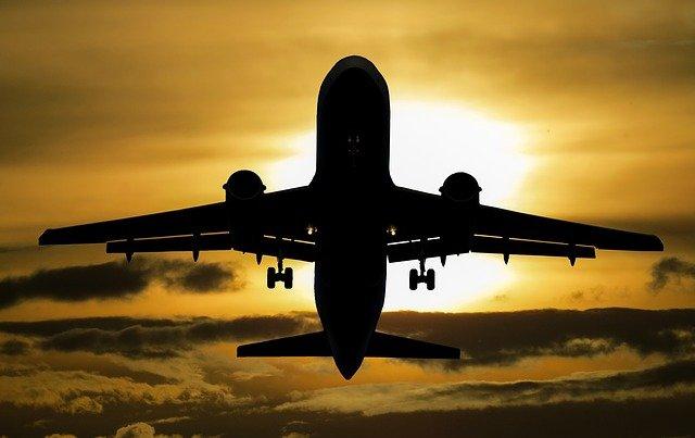 szum samolotu dla dzieci