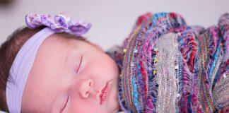 10 sposobów na usypianie dziecka
