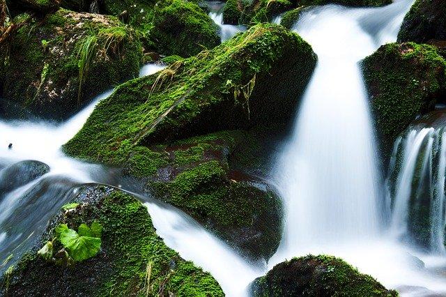 jak używać szumu potoku