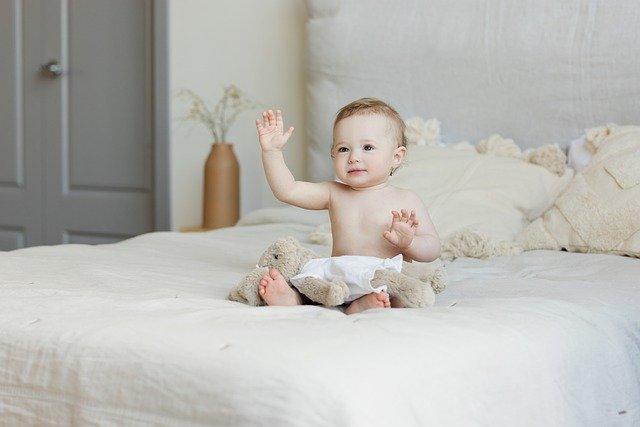 zmęczenie sposób na sen niemowlaka