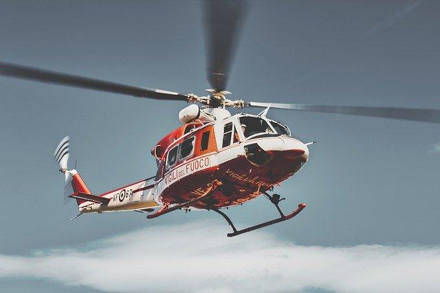 szum helikoptera do usypiania dzieci
