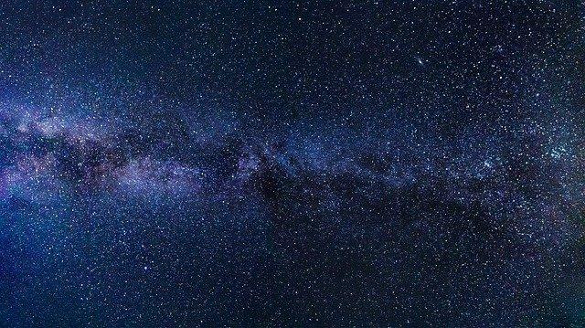 szum kosmosu