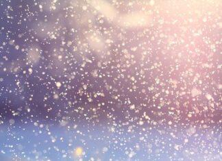 szum zamieci śnieżnej do usypiania