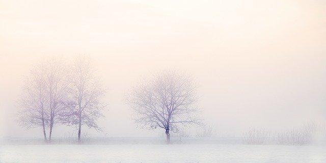 odgłos zamieci śnieżnej do wyciszania
